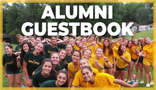 Sign the Alumni Guestbook