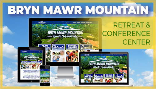 Bryn Mawr Mountain Retreat & Events Center website